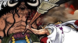 WHITEBEARD vs KAIDO 2019 FULL FIGHT | ONE PIECE |