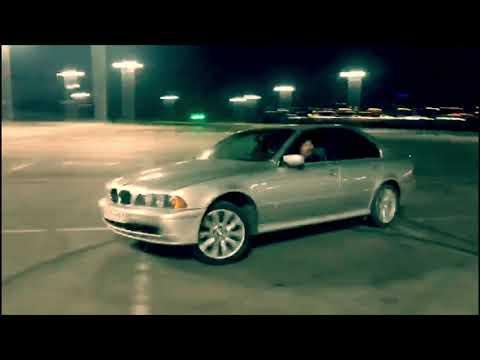 BMW E39 2.5 валит боком