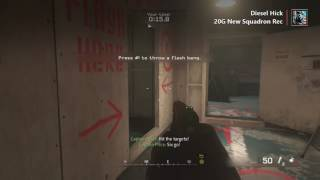 Modern Warfare® Remastered - FNG Cargoship Mockup Under 19 Seconds (20G Achievement)