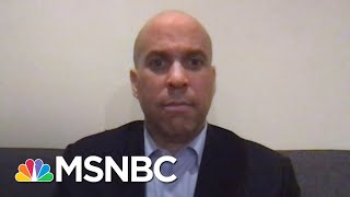 Sen. Booker On GOP Police Reform Bill: 'There's No Desire To Get Something Substantive Done' | MSNBC