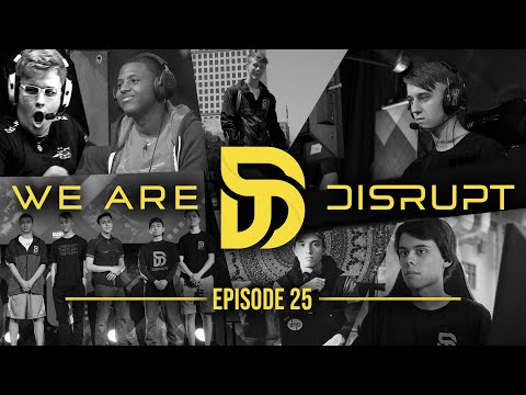 We are Disrupt EP 25