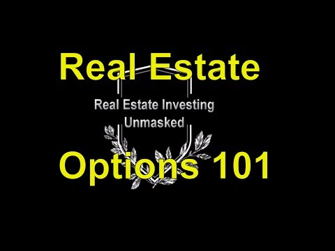 How to Purchase Real Estate Options (Contract Examples Shown)