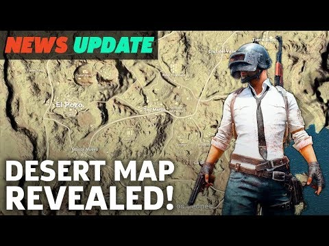 NEW DESERT MAP Livestream Exploration - PUBG