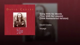Song With No Words (Tree With No Leaves) (2006 Remastered Version)