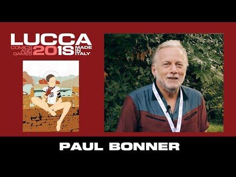 [Lucca Comics & Games Shortlight] Paul Bonner
