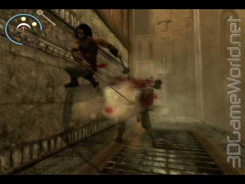 Prince Of Persia 2  Warrior Within Background Theme Music