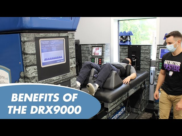 BENEFITS OF THE DRX 9000: LUMBAR and CERVICAL COMPRESSION - DR. ALOK SHARAN and DR. JASON GREEN