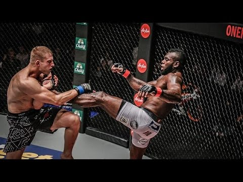 Mixed Martial Arts gaining popularity in Africa