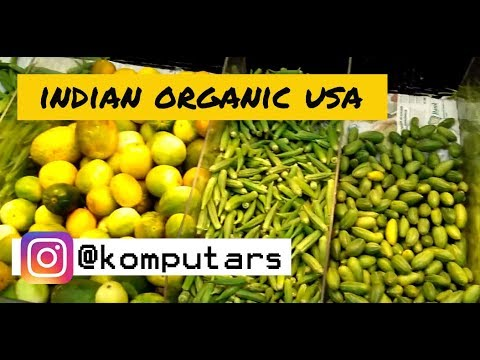 Indian Organic Grocery food store in USA