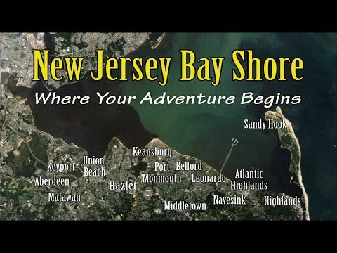 JERSEY BAYSHORE COUNTRY- Welcome to the Jersey Bayshore
