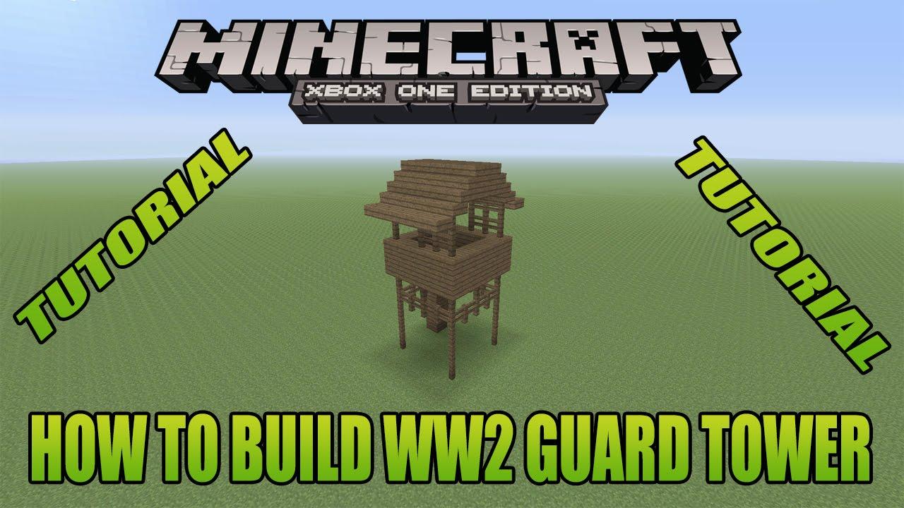 Minecraft Build Tutorials Xbox
