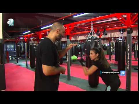 Yeni Başlayanlar Için 'kick Boks' Teknikleri - A Spor