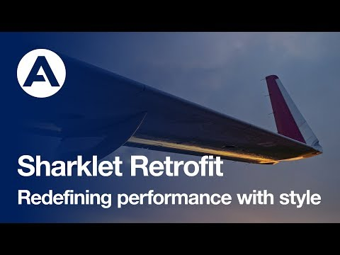 Sharklet retrofit: Redefining performance with style
