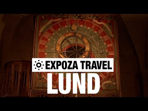 Lund (Sweden) Vacation Travel Video Guide