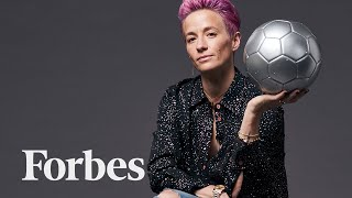 Megan Rapinoe on Fighting For Equality On And Off The Field | Forbes