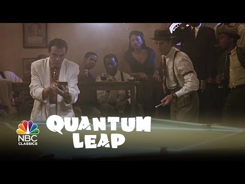 Quantum Leap - Pool Hall Blues | NBC Classics