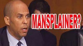 Democrat Accused Of Mansplaining