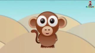 Смешные Животные Африки  Про Животных и их голоса  Развивающие мультики для детей от 1 года