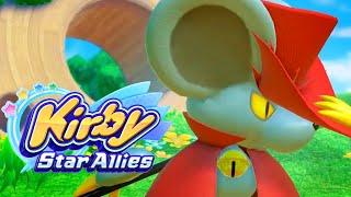 Kirby Star Allies - Daroach Official Trailer