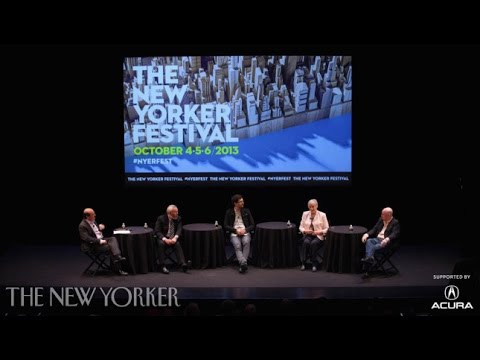 A panel on espionage - The New Yorker Festival