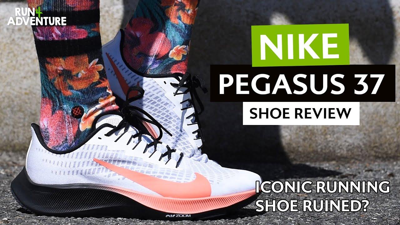 NIKE AIR ZOOM PEGASUS 37 Shoe Review