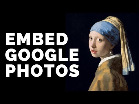 embed-google-photos-in-your-website