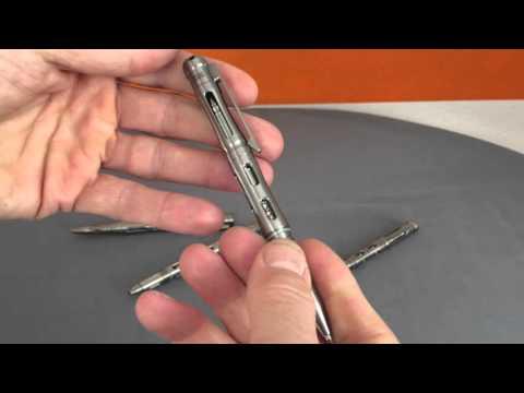 MecArmy TPX22 TPX33 Titan tactical Pen