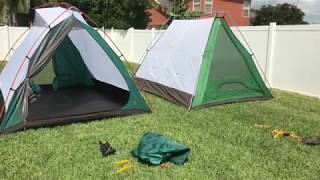 Eureka Timberline SQ Outfitter 6 Tent Review