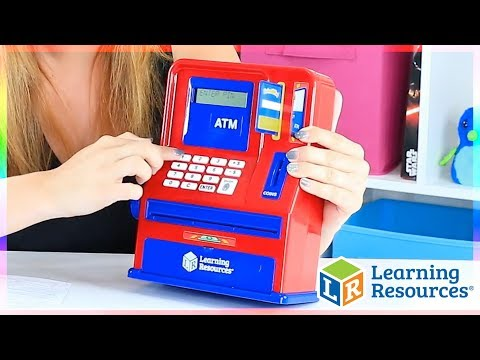 Learning Resources Teaching ATM Bank