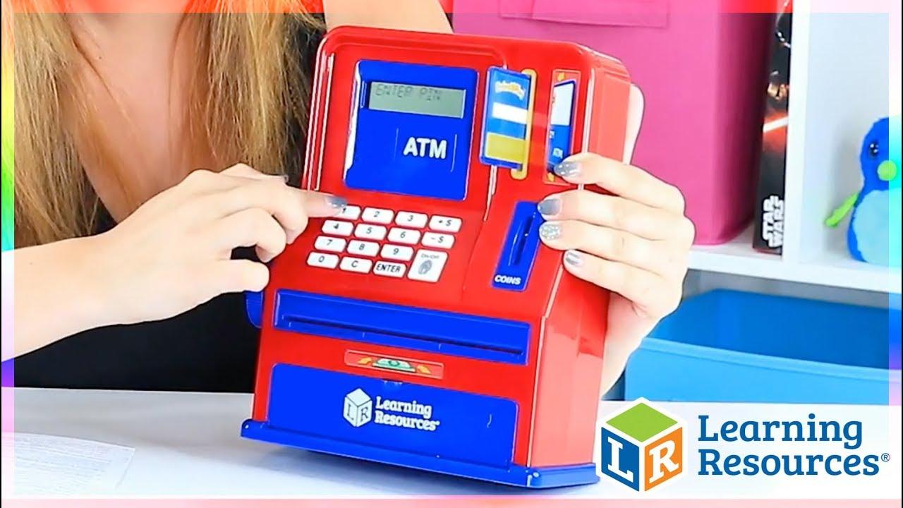 TEACHING ATM :-)