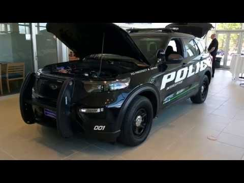 2020 Ford Police Interceptor Utility Hybrid: 2019-04-01