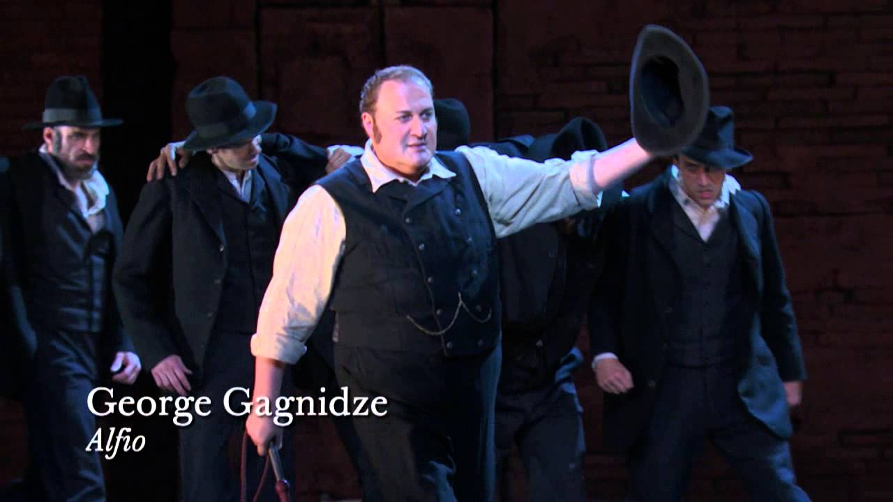Cavalleria Rusticana: Live in HD Opening Titles