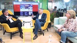Ο Πάνος Σκουρλέτης στο newsit.gr