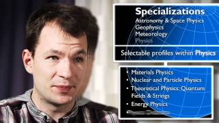 Part 2 Physics at Uppsala University  |  Stephan Zimmer, Master Programme in Physics