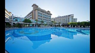 Aydinbey King s Palace 5 Айдинбей Кингс Пелас Турция Сиде обзор отеля все включено пляж