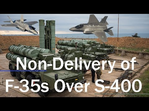 Ankara Renews Vow to Counter Possible Non-Delivery of F-35s Over S-400 Purchase