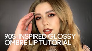 90s-Inspired Glossy Ombré Lip Tutorial | MAC Cosmetics