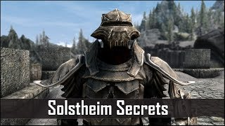 Skyrim: 5 More Strange Solstheim Secrets You May Have Missed in The Elder Scrolls 5: Skyrim