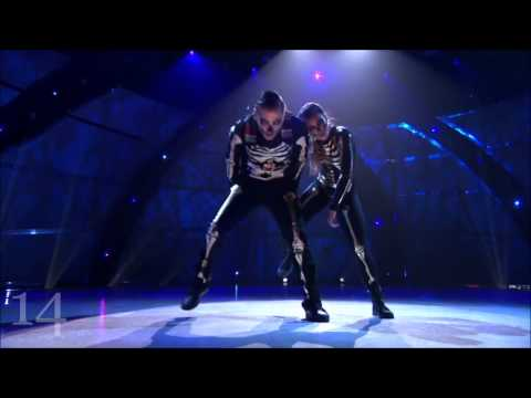 SYTYCD Season 11 Top Routines: 15-11 from YouTube · Duration:  7 minutes 44 seconds