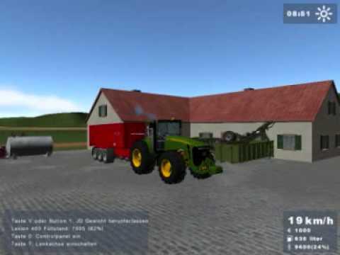 Farmer Simulator 2008 Скачать Торрент - фото 6