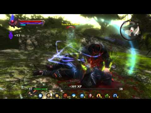 Kingdoms Of Amalur: Reckoning - Power Of The Phasewalk Potion!