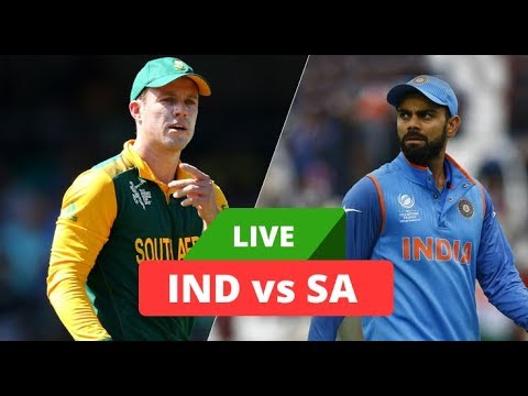 Live cricket streaming india vs south africa 3rd t20