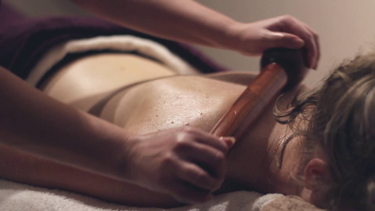 African massage tube