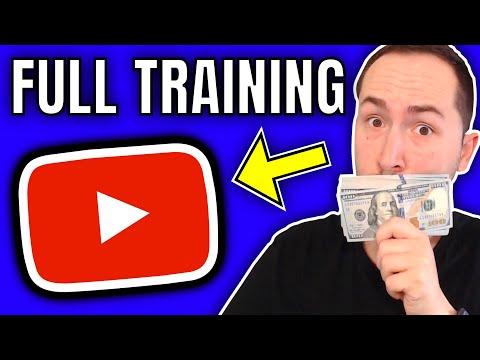Affiliate Marketing on YouTube For Beginners (FULL TRAINING)