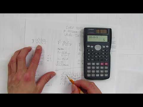 CURVE SKETCHING A RATIONAL FUNCTION USING DERIVATIVES