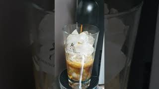 네스프레소 버츄오 아이스아메리카노(아이스 레제로 커피)