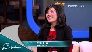 Sarah Sechan - Merry Riana - Motivator Muda