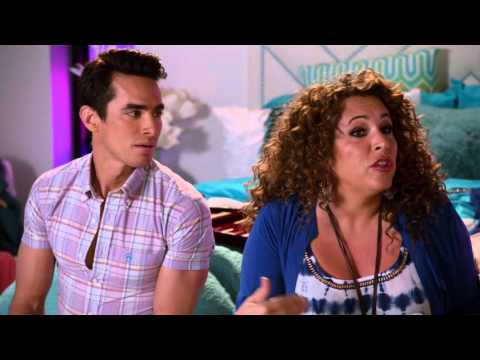 "Telenovela 1x04 ""The Kiss"" Episode Clip ""Ana Sofia getting ready for dinner"" - Eva Longoria"