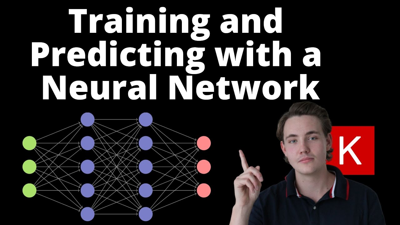 How to Train a Neural Network and Make Predictions with Keras and TensorFlow