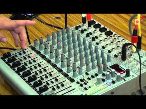MESAS DE MEZCLAS   Mesa de Mezclas de Audio Behringer UB1622FX